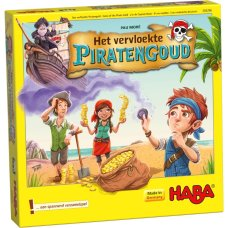 Haba game the Cursed Pirate Gold