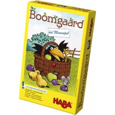 Haba Game Orchard with Memo game