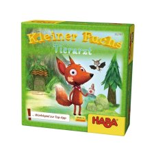 Haba game Little Fox Animal Doctor