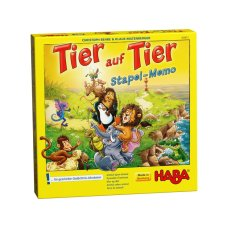 Haba game Animal on Animal from Great to Small