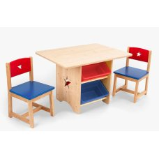 Kidkraft Table with Stars chairs