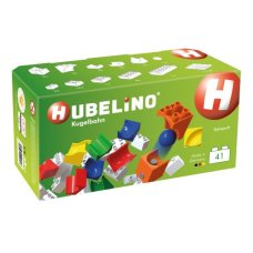 Hubelino Ball track Catapult 41 Piece