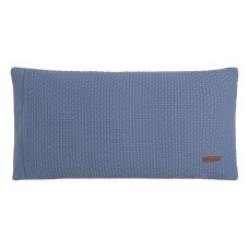 Baby's Only Pillow 30 x 60 Cloud Indigo