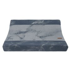 Baby's Only Changing Pad Cover Marble granit / gray
