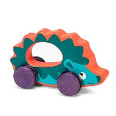 Le Toy Of Petilou Hedgehog on Wheels