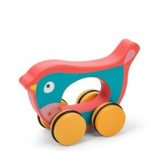Le Toy Of Petilou billie the Bird on Wheels