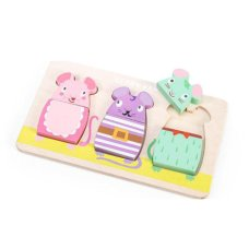 Le Toy From Puzzle Petilou Muisjes