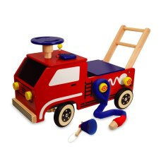 2nd chance - I'm Toy Carriage Fire Department Large