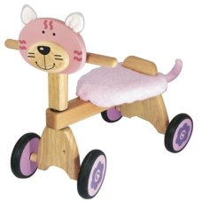 I'm Toy Balance Bike Poes Pink