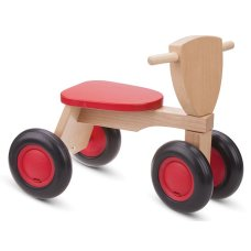 New Classic Toys Balance Bike Red