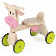 Scratch balance bike Cow