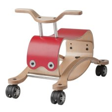 Wishbonebike Balance Bike Flip Red