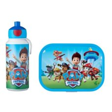 Drinking Bottle and Lunchbox Paw Patrol