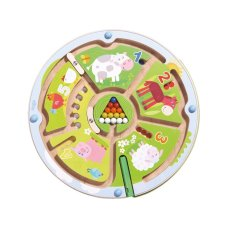 Haba Magnetic Game Number Labyrinth
