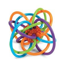 Manhattan Toy Colorful Rattle / Teether