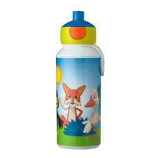 Mepal Drinking Bottle Campus Pop-Up 400 ml - Fabeltjeskrant