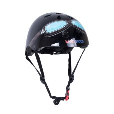 Kiddimoto Children's Helmet Black Sunglasses Medium