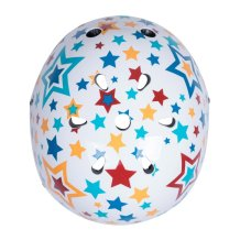Kiddimoto Children's helmet Stars Small