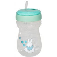 Miffy Straws Cup 360ml Mint