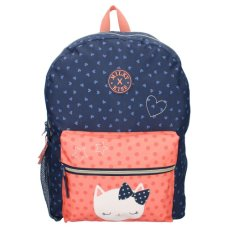 Milky Kiss children's backpack cats have more fun