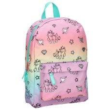 Milky Kiss Backpack Stay Cute Rainbows And Unicorns Klein