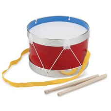 New Classic Toys Drum Red