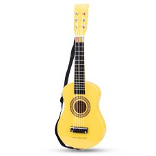New Classic Toys Guitar Yellow