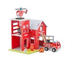 New Classic Toys Fire Station
