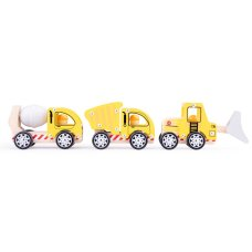 New Classic Toys Construction Vehicles