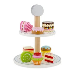 New Classic Toys Etagère with cakes