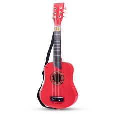 New Classic Toys Guitar Red