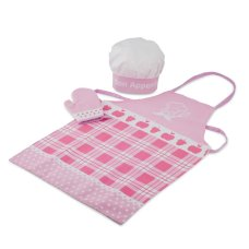New Classic Toys Apron Pink