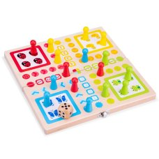 New Classic Toys Game Ludo