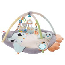 Playgro play mat Snuggle Me Penguin Tummy Time Gym