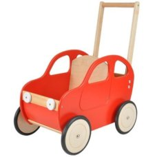 Playwood Carriage Red