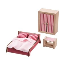 Haba Dollhouse Bedroom for Adults
