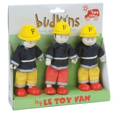 Le Toy Van Poppenset Firefighters