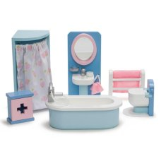 Le Toy Van Dollhouse Daisylane Bathroom