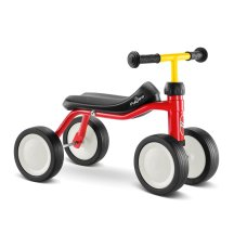 Puky balance bike 3019 Red 4 wheels Pukylino