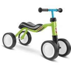 Puky 3028 balance bike 4 wheels Green Large