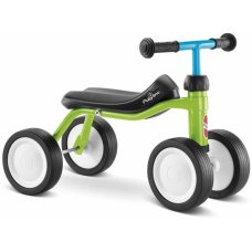 Puky balance bike 3018 Green 4 wheels Pukylino