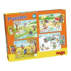 Haba Puzzle the Seasons