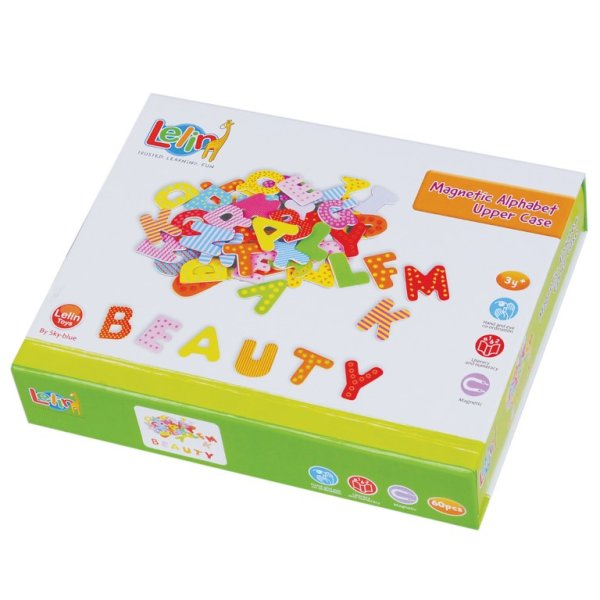 New Classic Toys Magnetic Letters