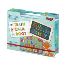 Haba Magnet game box ABC discoverer