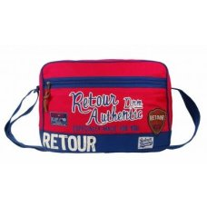 Shoulder bag Return Top of the World red