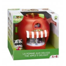 Klorofil playset the delicious apple