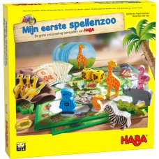 Haba Game My first zoo
