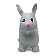 Hippy Skippy Rabbit Gray
