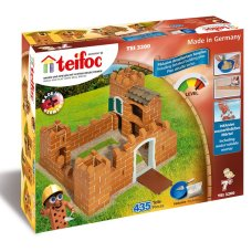 Teifoc Building Kit Knight Castle