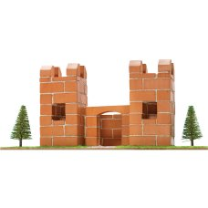 Teifoc Building Kit Castle